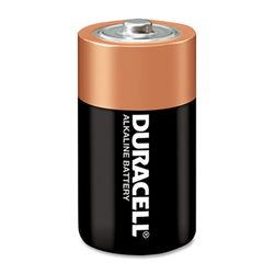 PRESCO DD D Alkaline Duracell Battery, 12 Batteries Per Carton