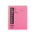 Post-It Telephone Message Pads