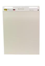 Post-it Easel Pad 559, 25 in x 30 in, White, 30 Sheets/Pad, 2 Pads/Case