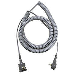 SCS Dual Conductor Ground Cord (Premium Performance), 10 Ft., 2370R