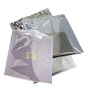 SCS Zip-Top Reclosable Static Shielding Bags