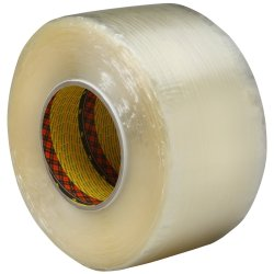 Scotch Carry Handle Tape 8346HP Clear, 25mm x 3000m, 1 per case, Bulk