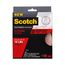 Scotch Extreme Fasteners RF6760, 1 in x 10 ft (25,4 mm x 3,04 m) Clear 1 Set of Strips