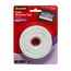 Scotch Mounting Tape 4013, 1/2 in x 150 in (12.7 mm x 3.81 m)