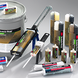Scotch-Weld Two Part Urethane Adhesives