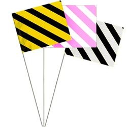 Stripe High Profile Marking Flags