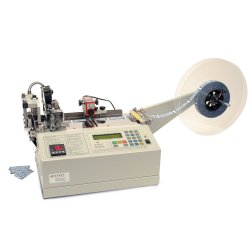 TBC50SH Non-Adhesive Material cutter w Photosensor & HOT Knife