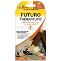 Therapeutic Open Toe Knee Length Stockings for Men & Women