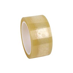 Protektive Pak 46906 - Wescorp ESD Tape, Clear, 2 in x 72 yd, 3 in Core