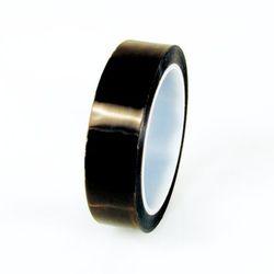 3M PTFE Film Electrical Tape 62-GRAY-1X36YD, Translucent, Silicone Adhesive, Bondable 2 mil film