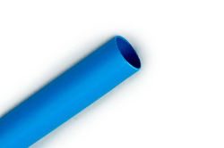 3M Heat Shrink Thin-Wall Tubing FP-301-3/64-Blue-1000`: 1000 ft spool length, 3000 linear ft/case