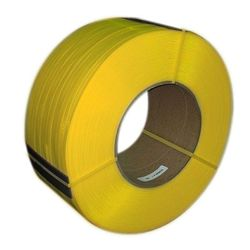 PAC 48M.32.3499 Plastic Strapping, Machine Grade Polypropylene, Wdth, 1/2-12mm, Length 9900 Feet, B