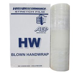 AEP HW-1890 Hand Wrap Stretch Film, Standard Performance, HW Series