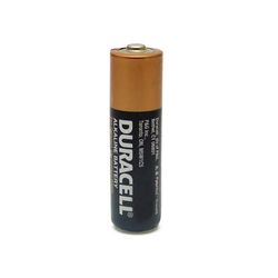 PRESCO AAD AA Alkaline Duracell Battery, 24 Batteries Per Carton