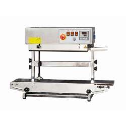 HL FR-880AII VERT Vertical Stainless Steel Continuous Band Sealer, FR-880AII