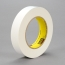 3M Thin Printable Repulpable Single Coated Splicing Tape 9969W White, 48mm x 55m, 24 per case Bulk