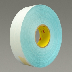 3M Printable Repulpable Single Coated Splicing Tape 9103 Blue, 72mm x 55m, 12 per case