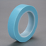 Scotch High Temperature Fine Line Tape 4737T Translucent Blue, 1-1/2 in x 36 yd 5.4 mil, 24 per ca
