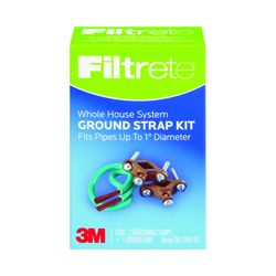 Filtrete Ground Strap Kit Accessory GR-STRAP-01, 1 Ground Strap Kit