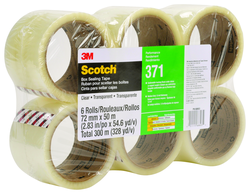 Scotch Indoor Mounting Squares 111/DC