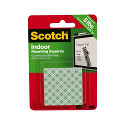 3M Scotch Indoor Mounting Squares 311DC