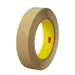3M Adhesive Transfer Tape Extended Liner 9934XL Translucent 1/4 in dry edge each side, 1.8 in x 54