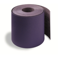 3M Microfinishing Film 5MIL Type E Roll 472L, 1/2 in x 330 ft x 3 in 30 Micron ASO Keyed Core, 24-OBSOLETE