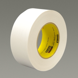 3M Repulpable Super Strength Single Coated Tape R3177 Red, 24mm x 55m, 36 per case Bulk