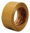 Tartan General Use Box Sealing Tape 369 Tan, 48 mm x 100 m, 6 rolls per pack, 6 packs per case, Co