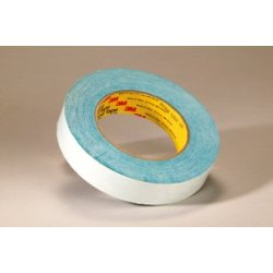 3M Repulpable Double Coated Splicing Tape 9038B Blue, 48mm x 55m, 24 per case Bulk