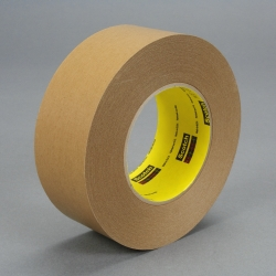 3M Repulpable Strong Single Coated Tape R3187 Kraft, 48mm x 110m, 6 per case