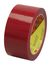 Scotch High Performance Box Sealing Tape 373 Red, 48 mm x 50 m, 36 Individually Wrapped Rolls Per