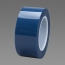 3M Polyester Tape 8991 Blue, 50.4 in x 72 yd 2.4 mil, 1 roll per case Bulk