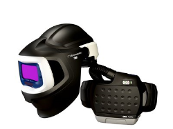 3M Adflo Powered Air Purifying Respirator High Efficiency System with 3M Speedglas Welding Helmet
