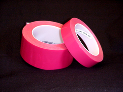 3M Circuit Plating Tape 1280 Red, 1/2 in x 72 yd 4.2 mil, 72 per case Bulk