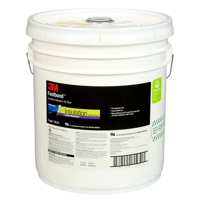 3M Fastbond Insulation Adhesive 49, 5 Gallon Pail, 1 per case