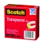 Scotch Transparent Tape 600, 3/4 in x 2592 in (19 mm x 65,8 m)