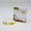 Scotch ATG Repositionable Double Coated Tissue Tape 928 Translucent White, 0.50 in x 36 yd 2.0 mil