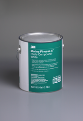 3M Finesse-it Marine Paste Compound 06039 White, 1 gal, 4 per case