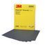 3M Wetordry Paper Sheet 401Q, 3 2/3 in x 9 in 1000 A weight, 200 per inner 2000 per case