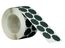 3M Wetordry Finesse-it Paper Disc Roll 401Q, 1-3/8 in x NH 2500 A-weight Scalloped, 1000 discs per