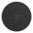 3M Floor Surfacing Discs 00633, 6 in x .3125 in, 80 Grit