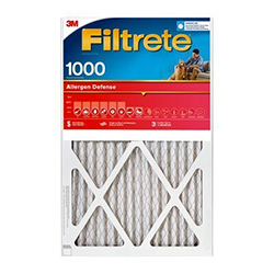 Filtrete Micro Allergen Reduction Filters 9800DC-6 16 in x 20 in x 1 in 40.6 cm x 50.8 cm x 2.5 cm