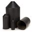 3M Heat Shrink Heavy-Duty End Cap SKE-4/10: Black, Cable Diameters 0.16-0.31 in, 50 per case