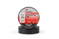 3M Temflex General Use Vinyl Electrical Tape 1700-3/4x36YD-1.5core, 3/4 in x 36 yd (19 mm x 32,9 m