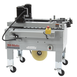 3M-Matic Adjustable Case Sealer 800ab with 3M AccuGlide 3 Bottom Taping Head