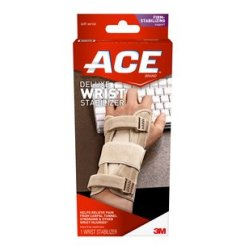 ACE Deluxe Wrist Stabilizer 207279, L/XL, Right
