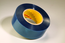 3M Polyester Tape 8905 Blue, 1/2 in x 72 yd on plastic core, 72 rolls per case
