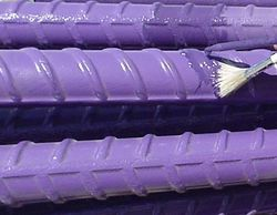 3M Scotchkote Rebar Liquid Purple Patch Compound 323, 450 mL Mix Nozzles