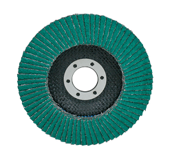 3M Flap Disc 577F, T29 4 in x 5/8 in 80 YF-weight, 10 per case